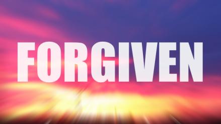 1- Forgiven