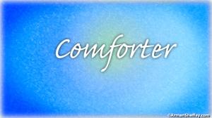 i am...Comforter