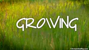 I am... Growing