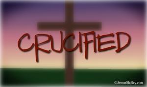 I am...Crucified