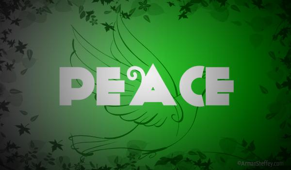 I am...peace