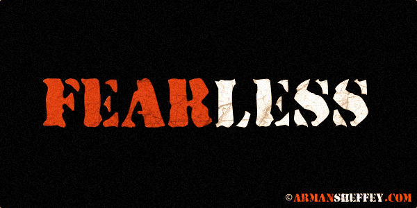 I am...Fearless