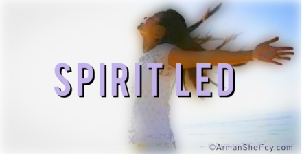 I am...Spirit Led