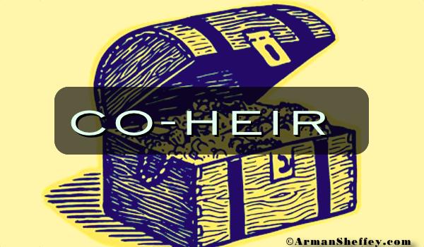 I am...a Co-Heir