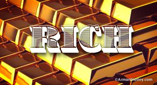I am...Rich