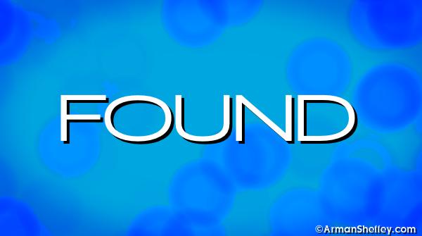 I am...Found