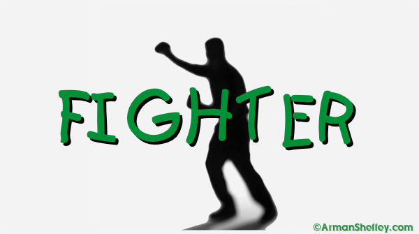 I am...Fighter