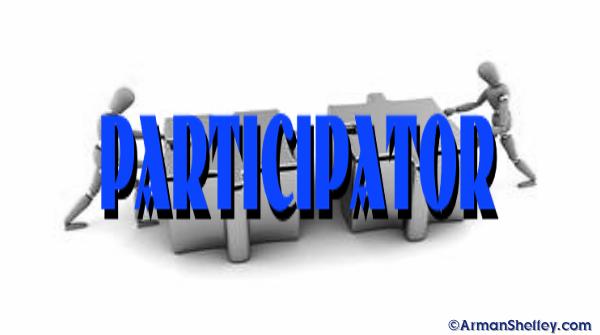 I am...Participator