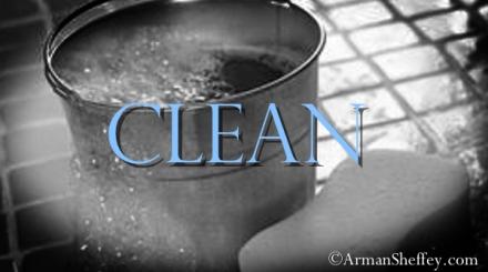 I am...Clean
