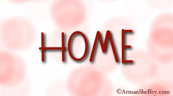 I am...Home